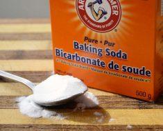 Tổng hợp các cách tẩy trắng răng tại nhà bằng baking soda