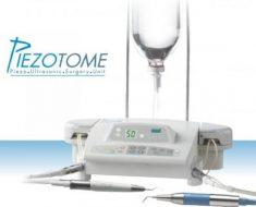 Máy siêu âm Piezotome là phát minh vĩ đại trong ngành tiểu phẫu nha khoa