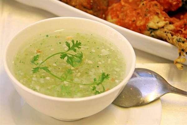 Bạn có thể nấu súp để thay đổi khẩu vị