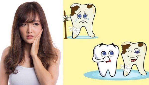 Áp xe răng khôn khiến bệnh nhân vô cùng khổ sở