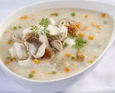 Món cháo hải sản chứa nhiều chất dinh dưỡng tốt cho cơ thể của bạn