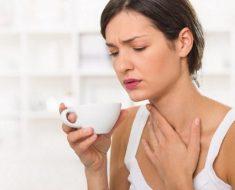 Nhổ răng khôn gây ra tình trạng đau họng khiến bệnh nhân khổ sở