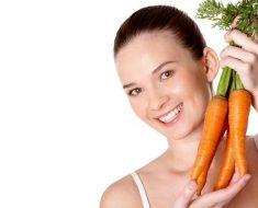 Ăn cà rốt cũng là mẹo hay bảo vệ răng miệng cho bạn